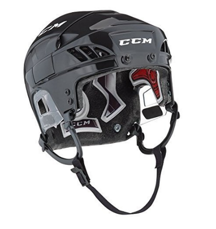 casco hockey fitlite para adulto