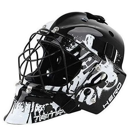 casco de hockey floorball