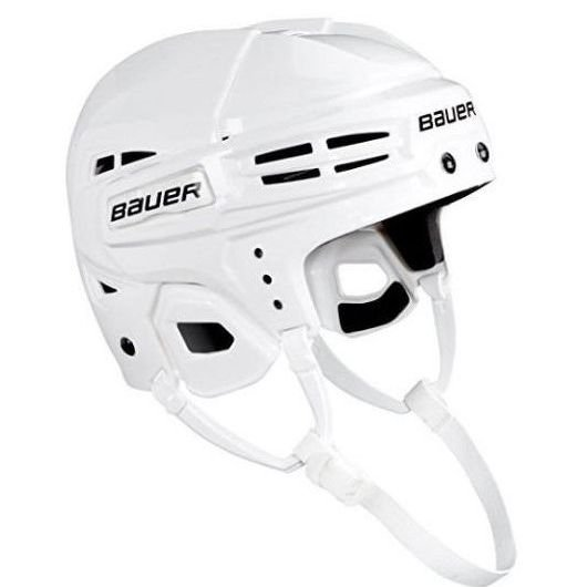 casco para hockey doble corona bauer