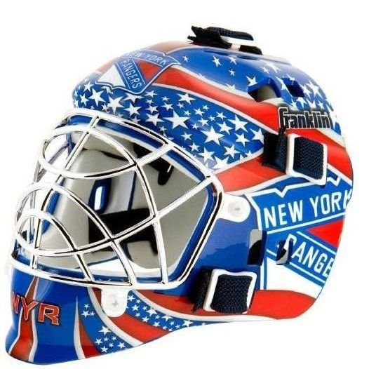 nhl casco hockey hielo